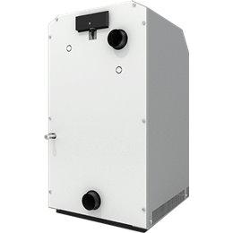 Котел газовый напольный двухконтурный ЛЕМАКС Премиум-30NB+ турбонасадка L