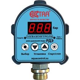 """Реле давления воды электронное (РДЭ) G1/2"""" Акваконтроль"""