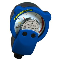 """Реле давления воды стрелочное c защитой от сухого хода (РДС-А) G1/2"""" для насосов"""