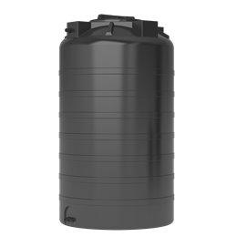 Бак для воды ATV-500 (черный) с поплавком Акватек