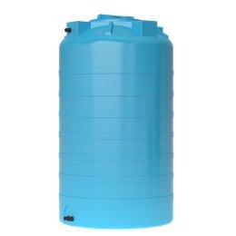 Бак для воды ATV-500 (синий) с поплавком Акватек