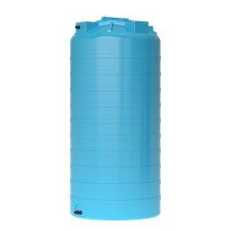 Бак для воды ATV-750 (синий) с поплавком Акватек