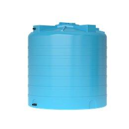 Бак для воды ATV-1000 (синий) с поплавком Акватек