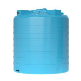 Бак для воды ATV-1500 (синий) с поплавком Акватек