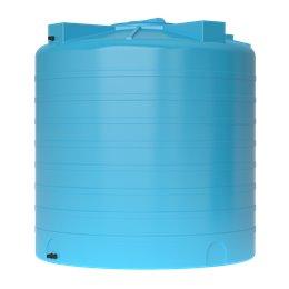 Бак для воды ATV-2000 (синий) с поплавком Акватек