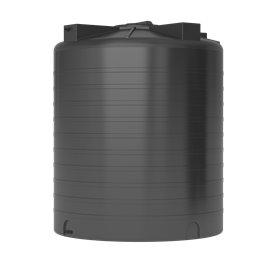 Бак для воды ATV-3000 (черный) Акватек