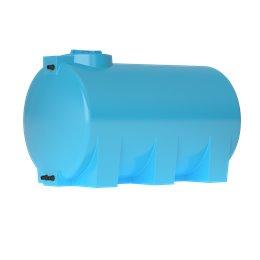 Бак для воды ATH-1000 (синий) с поплавком Акватек
