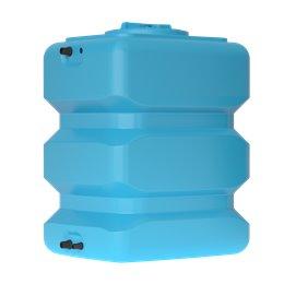 Бак для воды ATP-500 (синий) с поплавком Акватек