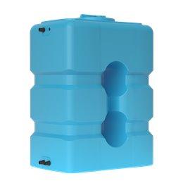 Бак для воды ATP-800 (синий) с поплавком Акватек