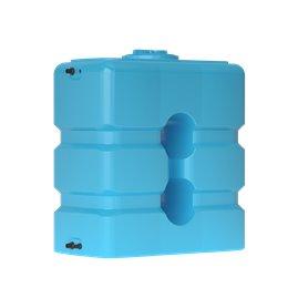 Бак для воды ATP-1000 (синий) с поплавком Акватек