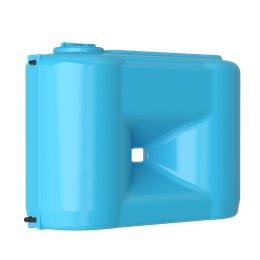 Бак для воды Combi W-1100 BW (синий) с поплавком Акватек