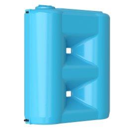 Бак для воды Combi W-2000 ВW (синий) с поплавком Акватек