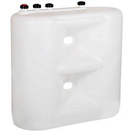 Бак топливный Combi F 1500 B (белый) Акватек