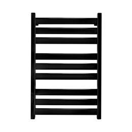 Водяной полотенцесушитель Energy Style 800x500 черный янтарь (RAL 9005)