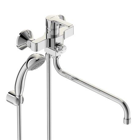 Смеситель для ванны с душем серия UNO одноручный Vidima BA240AA