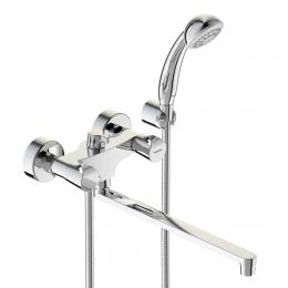 Смеситель для ванны с душем серия NEO двуручный Vidima BA336AA