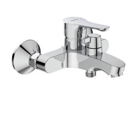 Смеситель для ванны с душем серия WAVE одноручный Vidima BA416AA