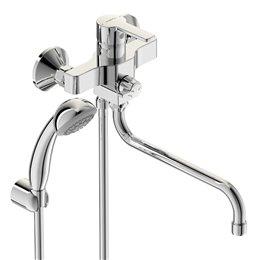 Смеситель для ванны с душем серия UNO одноручный Vidima BA239AA