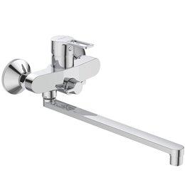Смеситель для ванны с душем серия HYPE одноручный Vidima BA400AA