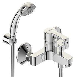 Смеситель для ванны с душем серия UNO одноручный Vidima BA238AA