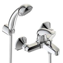 Смеситель для ванны с душем серия ORION одноручный Vidima BA004AA