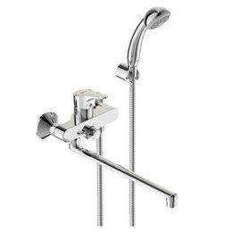 Смеситель для ванны с душем серия NEXT одноручный Vidima BA403AA