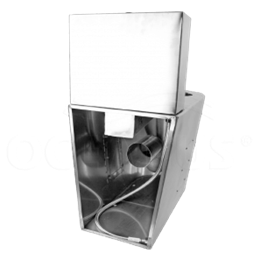 Унитаз-компакт антивандальный 1-010.1(P/S)
