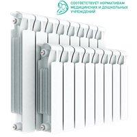 Биметаллические монолитные радиаторы Rifar Monolit