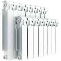 Биметаллические монолитные радиаторы Rifar Monolit 500