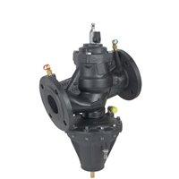 Клапан балансировочный автоматический 3767BLP фланцевый CIMBERIO