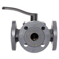 Клапан регулирующий HFE3 Ру6 фл Danfoss