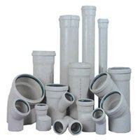 Трубы и соединительные детали ПВХ для внутренней канализации