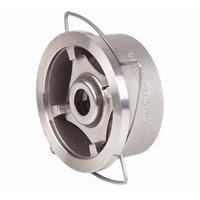 Клапан обратный дисковый пружинный межфланцевый GENEBRE 2415
