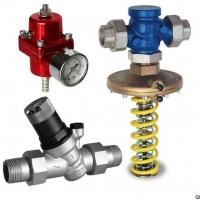 Регуляторы температуры, давления и расхода